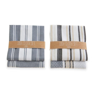 Patterned Dish Cloth Sets