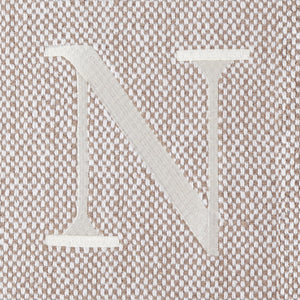 "Initial ""N"" Throw Blanket Assortment"