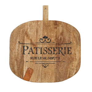 Patisserie Wood Paddle Board