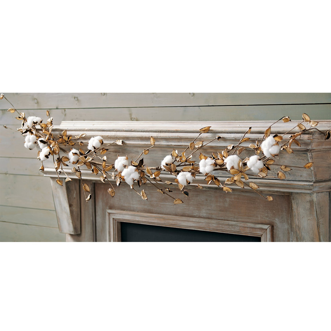 Artificial Cotton Garland
