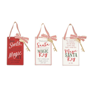Magic Key Plaques Basket-3A