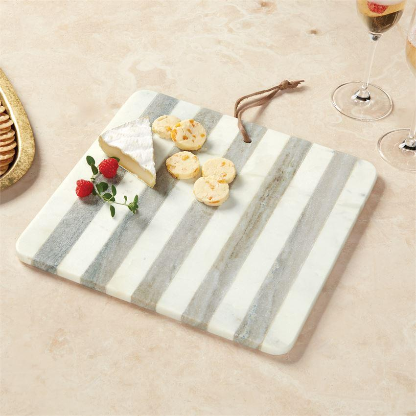 Marble Striped Board
