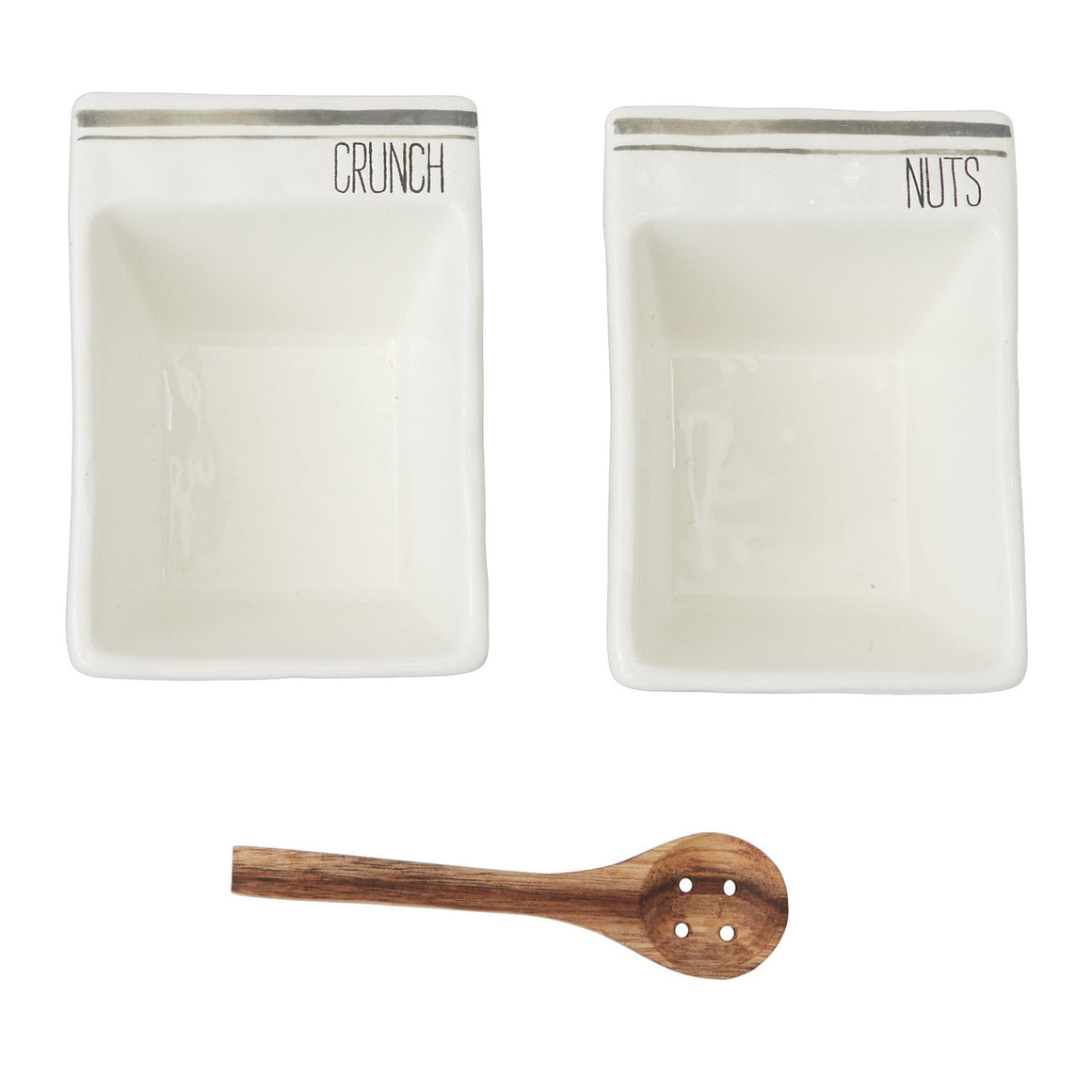 Nuts Snack Dish Set