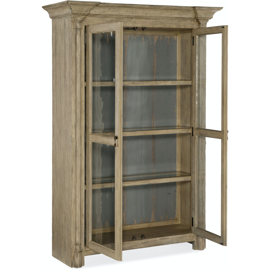 Ciao Bella Display Cabinet - Natural