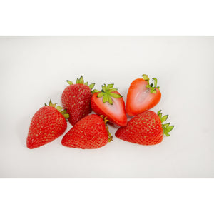 Red Strawberry Halves (Set of 6)