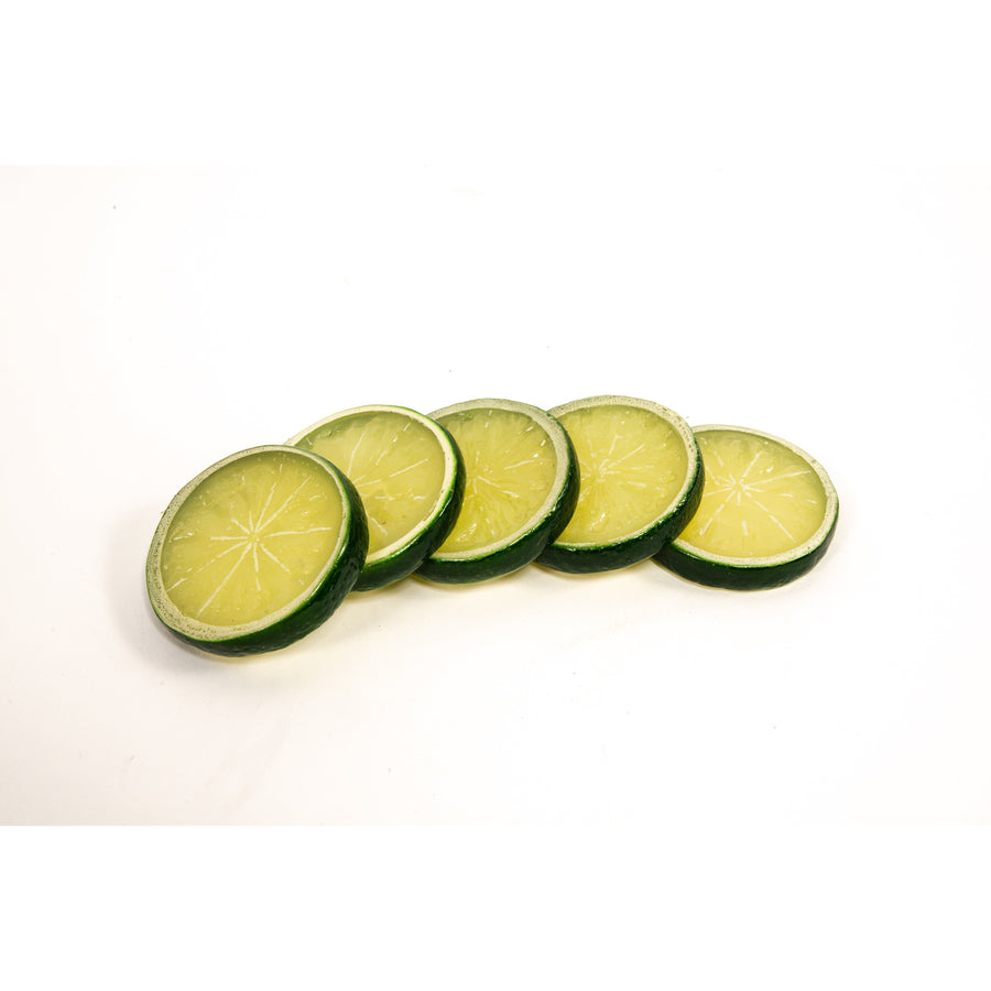 Lime Slices (Set of 5)