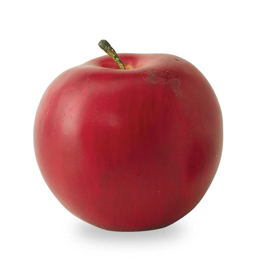 "3"" Red Apple"