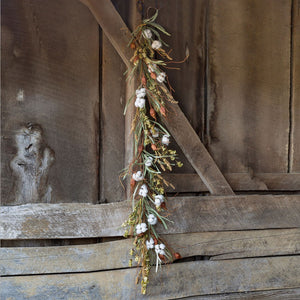 Cotton Patch Garland