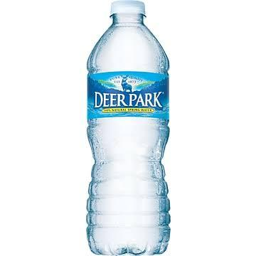 Deer Park Bottled Water