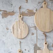 Round Cutting Boards