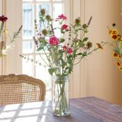 Crafted Gathered Flowers with Sweet William