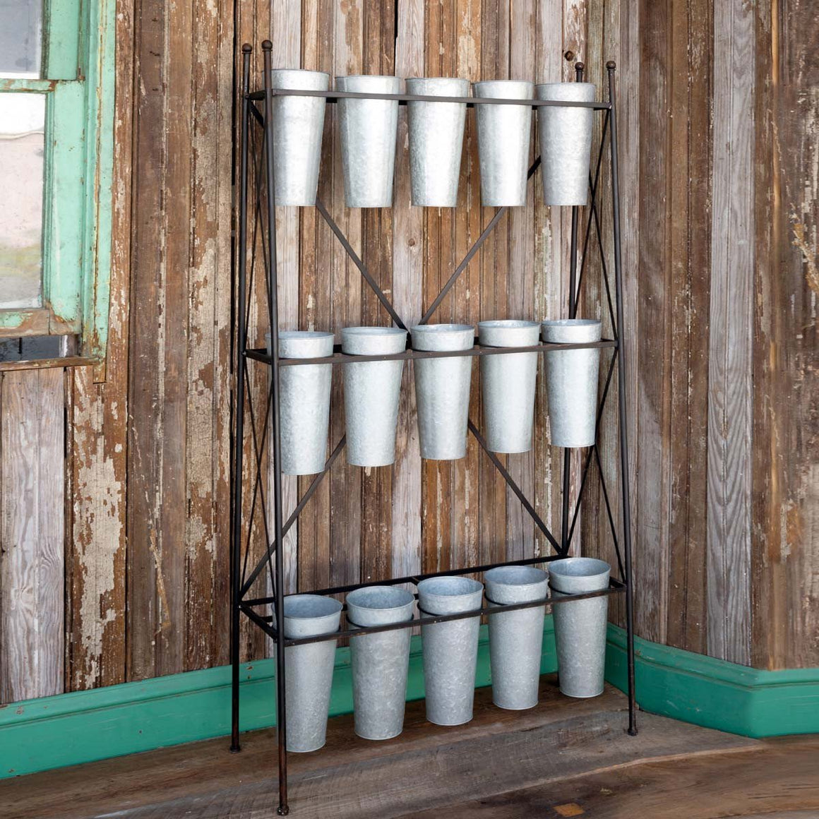 Flower Stem Rack