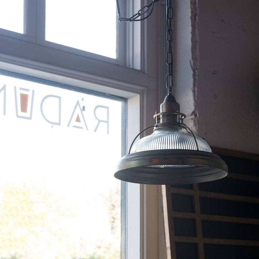 Bakery Pendant Light Fixture - Large
