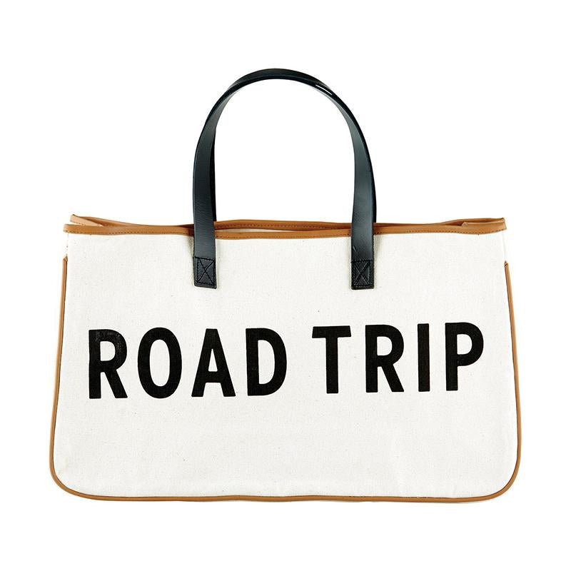 Canvas Tote - Road Trip