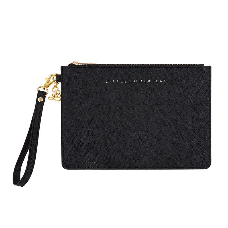 Little Black Bag Wristlet