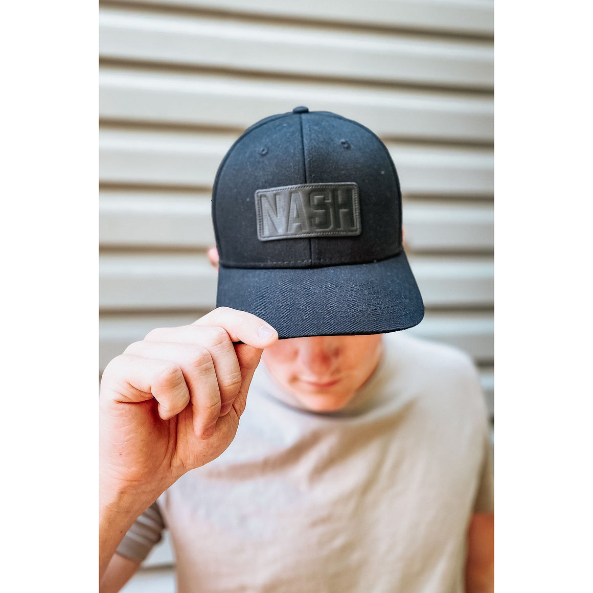 Blackout NASH Salem Snapback