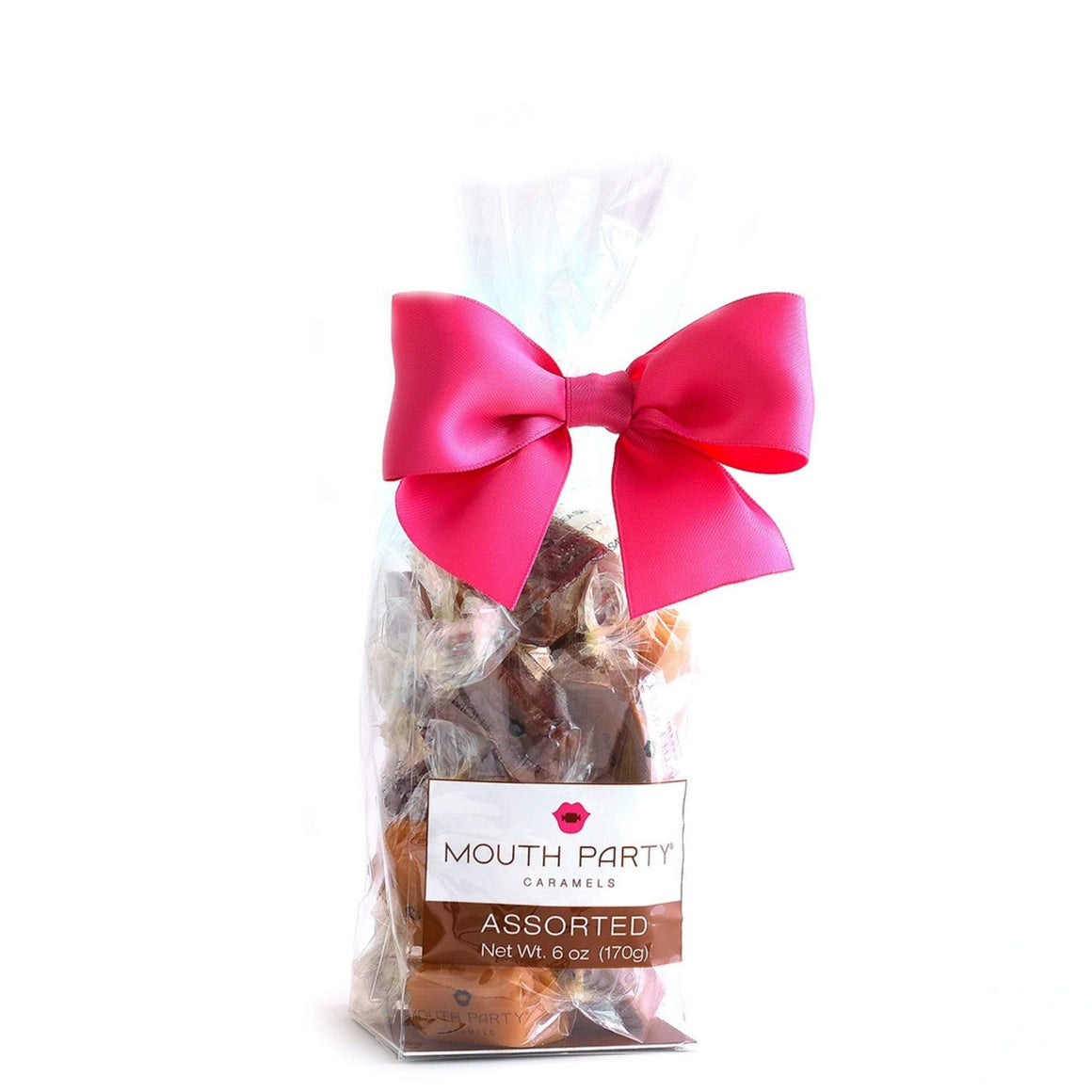 Mouth Party Caramels - Gift Bag 6 oz
