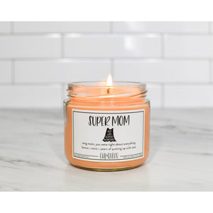 Super Mom Candle