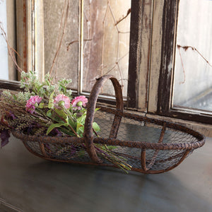 Twig & Wire Picking Basket