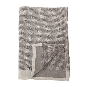Cotton Tea Towel - Gray