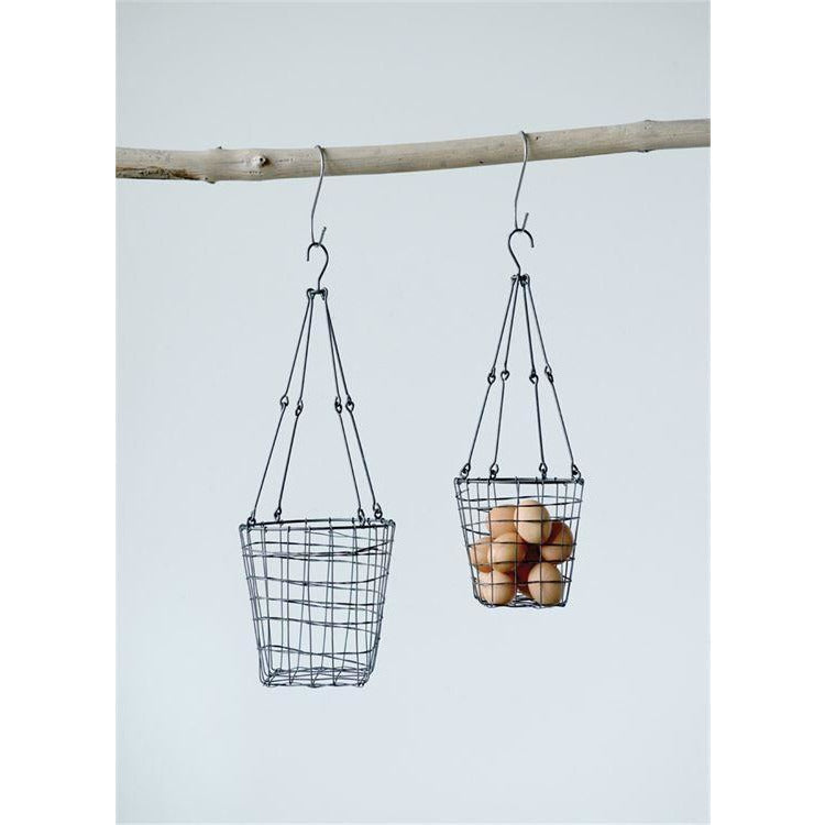 Hanging Wire Baskets
