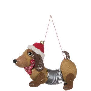Springer Dog Ornament