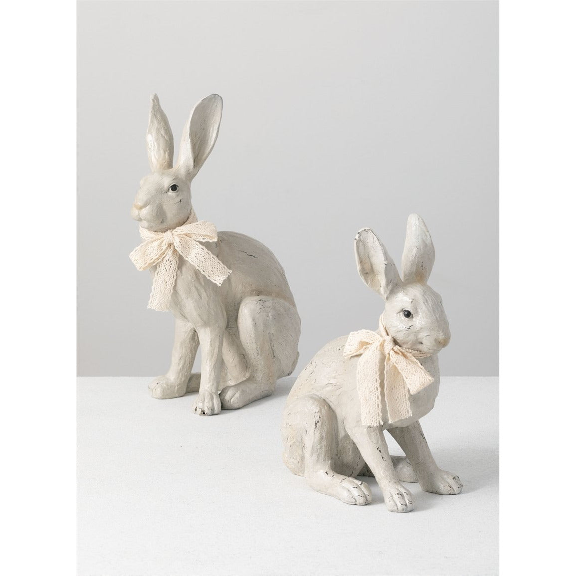 Rabbits with Ribbons