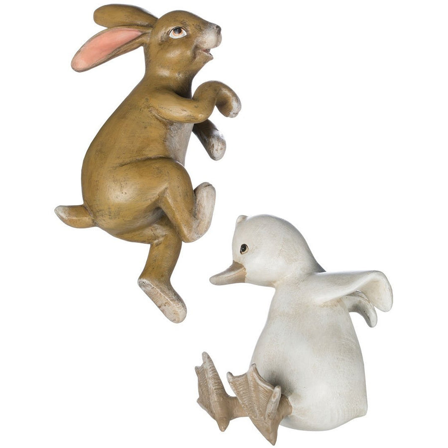 Duck/Rabbit Vase Hangers