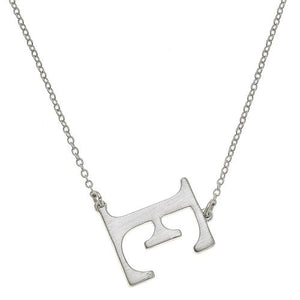 Livia Initial Necklace