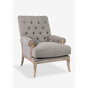 """Branson"" Upholstered Arm Chair"
