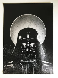The Holy Vader (silver) 1/1