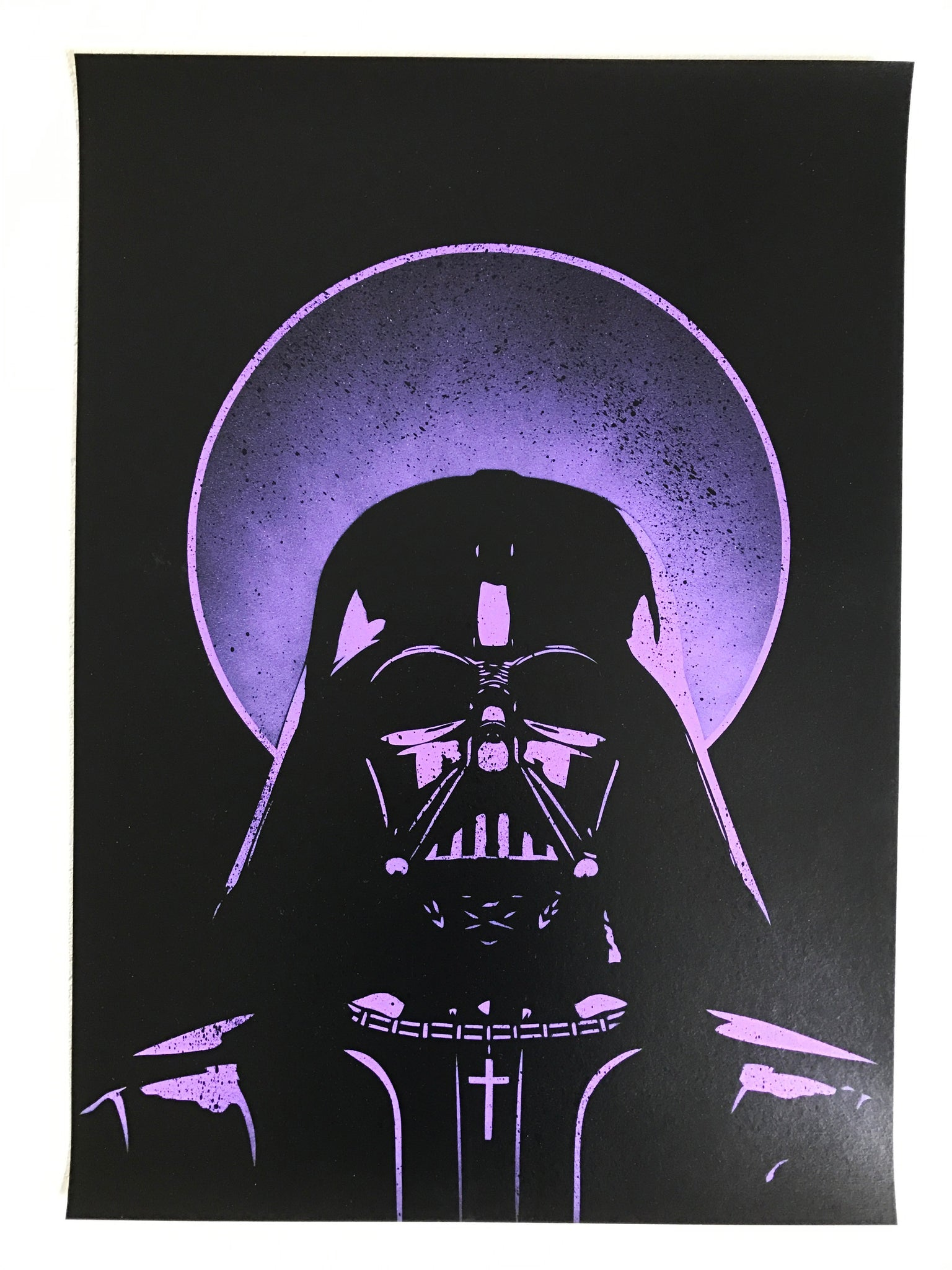 The Holy Vader (POP purple) 1/1