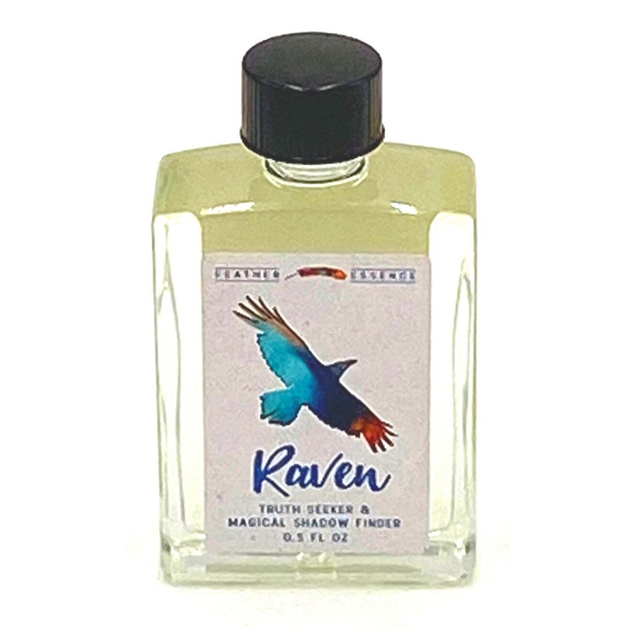 Raven Feather Essence Anointing Oil