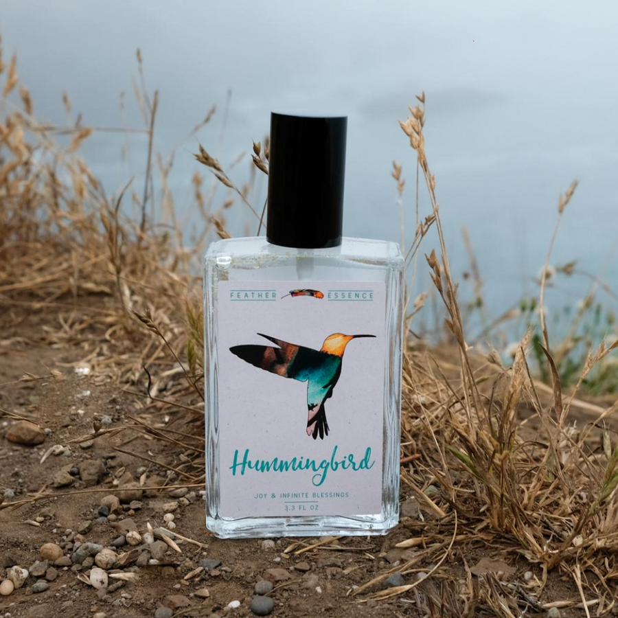 Hummingbird Feather Essence Spray