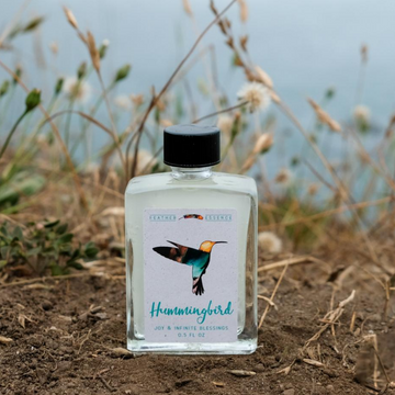 Hummingbird Feather Essence Anointing Oil