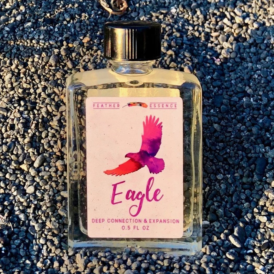 Eagle Feather Essence Anointing Oil