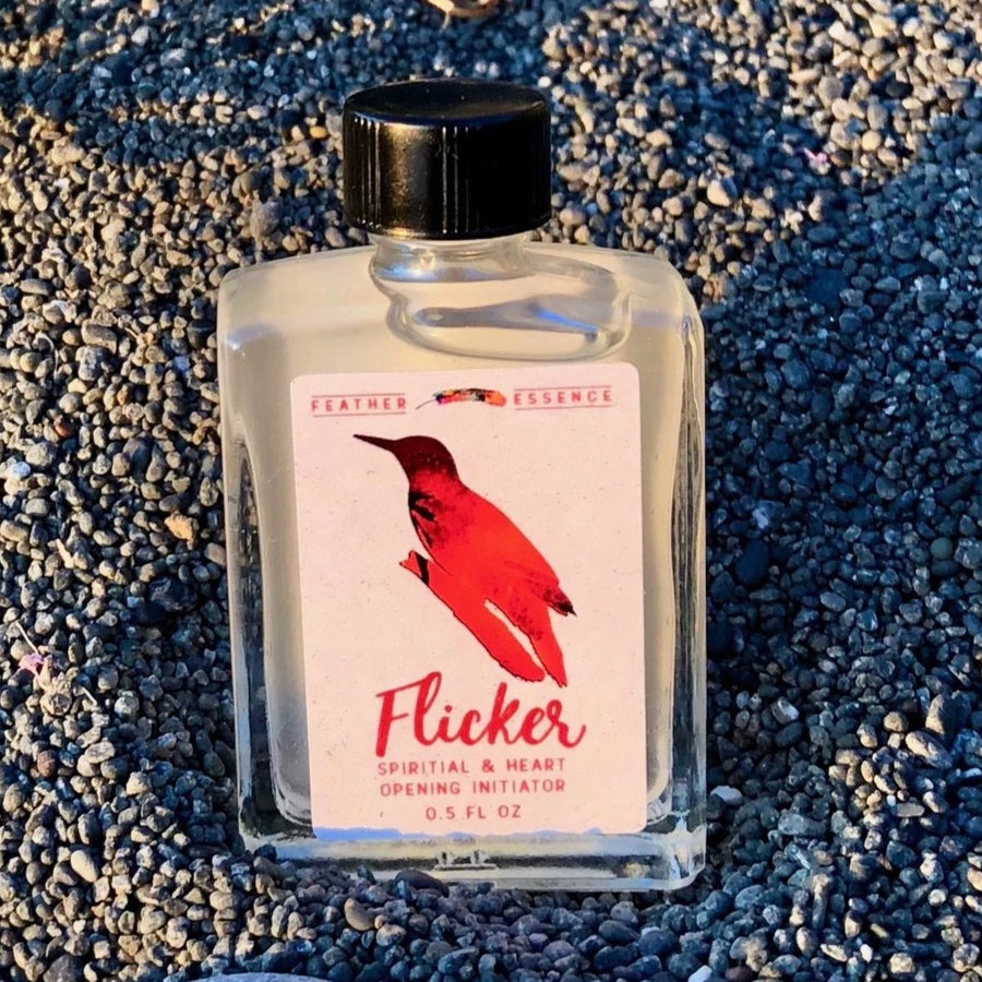 Flicker Feather Essence Anointing Oil