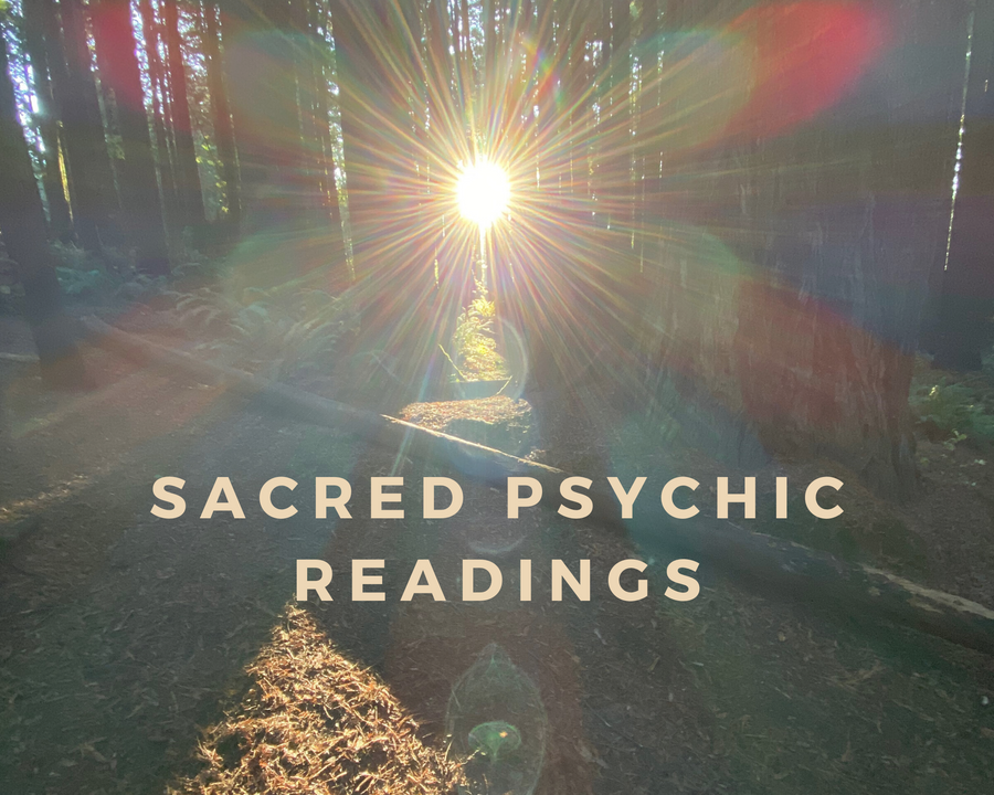 SACRED PSYCHIC READING