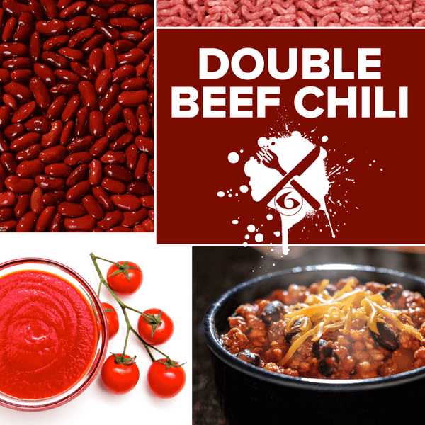 Meal Prep Sundays: Double Beef Chili