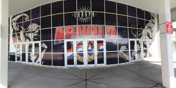 6 Pack Fitness Invades Arnold Fitness Expo 2014