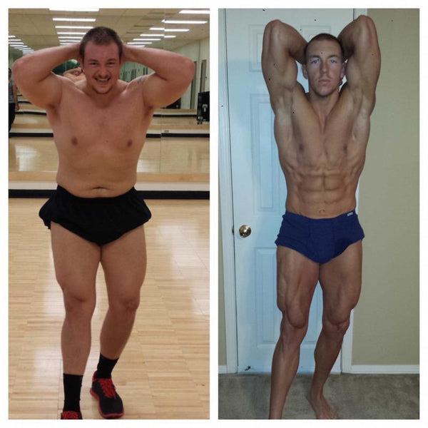 Transformations Series: Chris Dolan