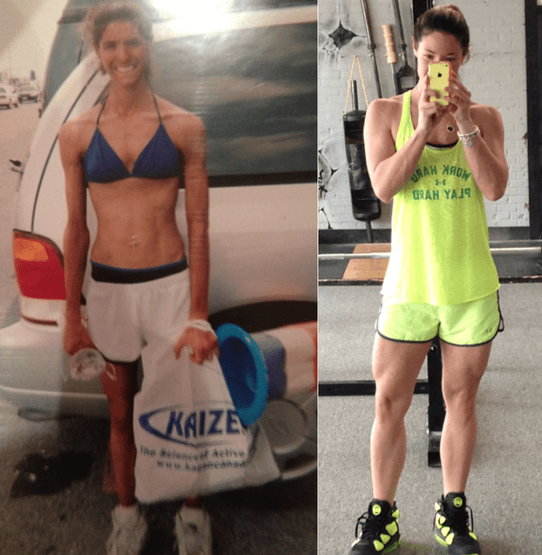 Transformations Series: Jaime Filer