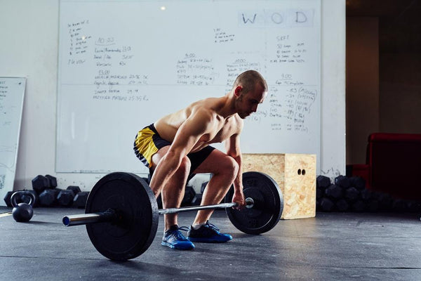 Improve Brain Power With Lifting