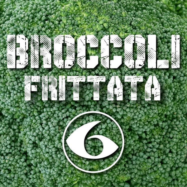 Meal Prep Sundays: Broccoli Frittata