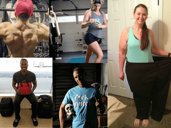 New Year, New You: 5 Most Inspirational Transformations of 2016