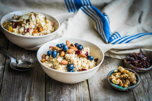 Spice It Up: Oatmeal