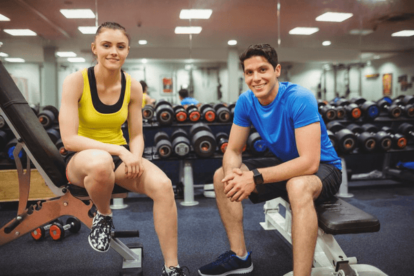 10 Hot Couple Workouts to Do With Your Partner