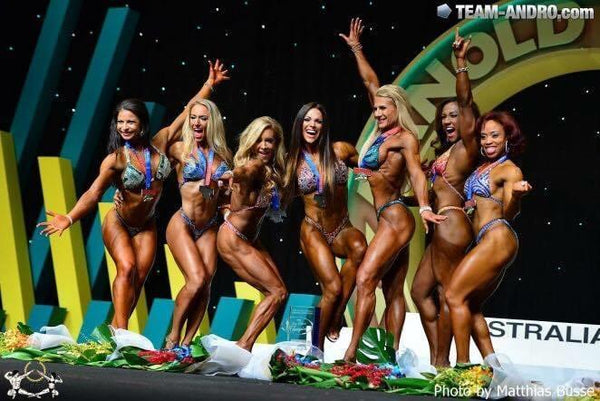 Part 3: IFBB Pro Ryall at the Arnold Classic in Australia