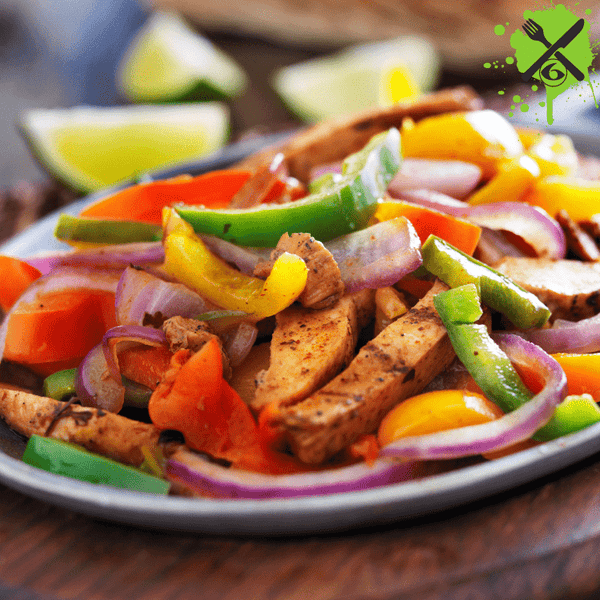 Meal Prep Sundays: Chicken Fajitas