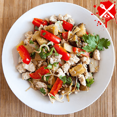 Meal Prep Sundays: Spicy Turkey Stir-Fry